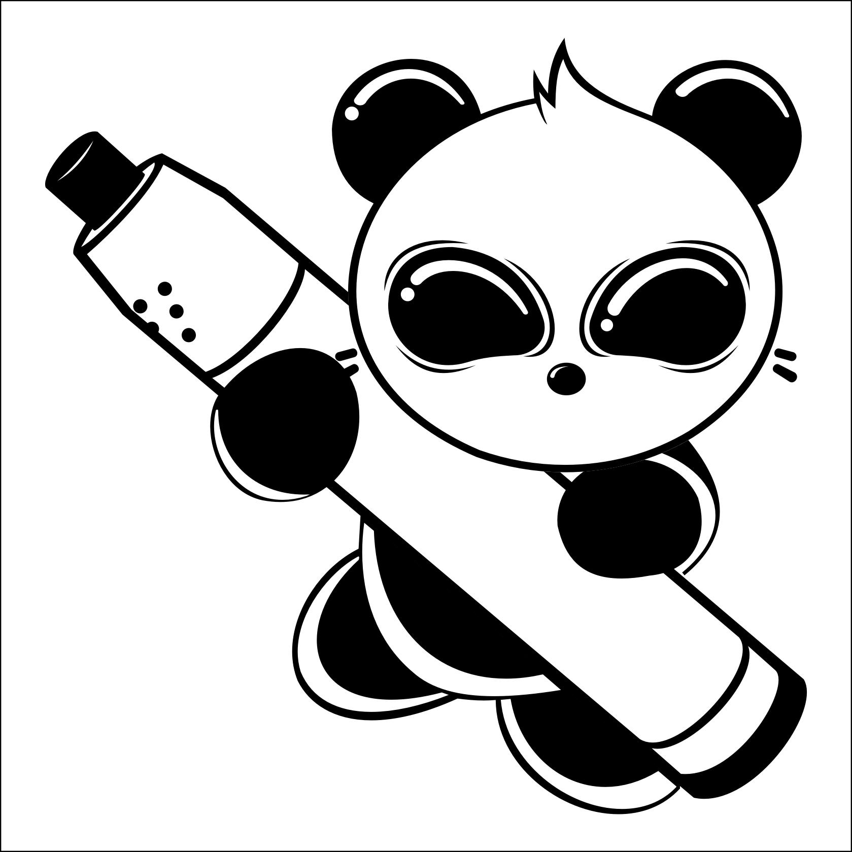 熊猫晶晶VAPE